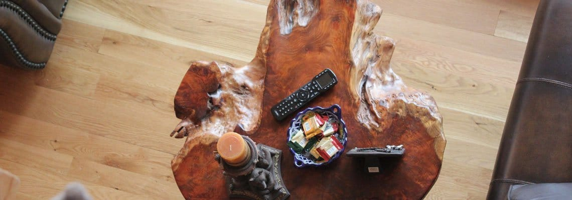 Slideshow-Coffee Table